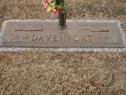 Iva Dell <i>Carroll</i> Davenport