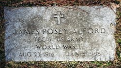 James Posey Alford
