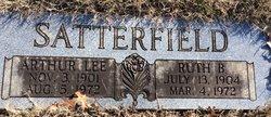 Jeanetta Ruth <i>Bridges</i> Satterfield