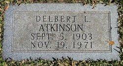 Delbert Leroy Atkinson