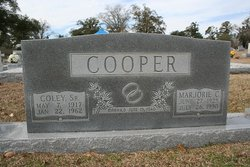 Coleridge Coley Cooper
