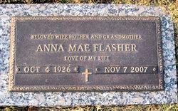Anna Mae <i>Greenland</i> Flasher