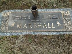 Inez Bartelle <i>Outland</i> Marshall