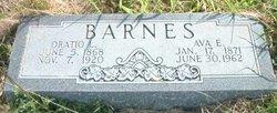 Oratio Barnes