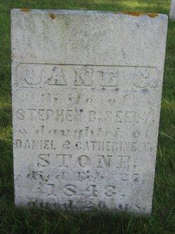 Jane C <i>Stone</i> Seely