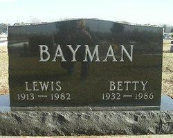 Betty Bayman