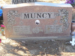 Arthur R Art Muncy