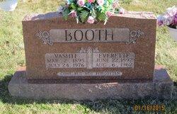 Vasta A Vashti <i>Elmore</i> Booth