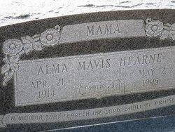 Alma Mavis Hearne
