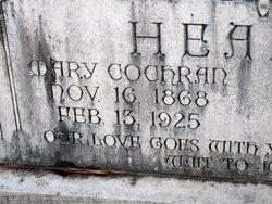 Mary Maggie <i>Cochran</i> Hearne