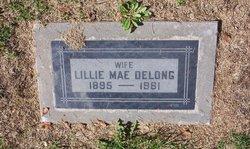 Lillie Mae <i>Kinkade</i> DeLong