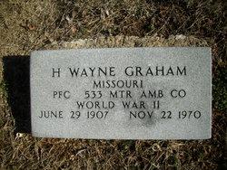 Hubert Wayne Graham
