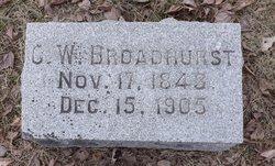 Christopher Columbus Washington Broadhurst