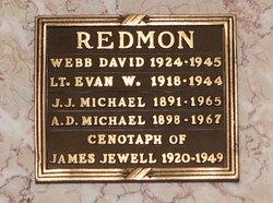 Lieut Evan W Redmon