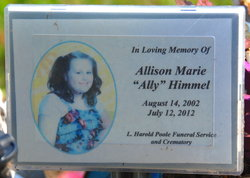 Allison Marie Ally Himmel