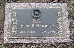 Irene F. Hamilton