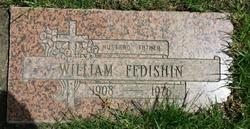 William Fedishin, Sr