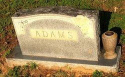 Susan Mae Sudie <i>Stone</i> Adams