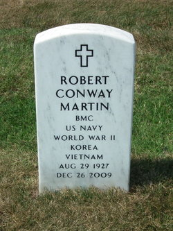 Chief Robert Conway Martin