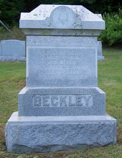 Clarissa A <i>Paine</i> Beckley