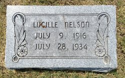 Lucille <i>Lindquist</i> Nelson