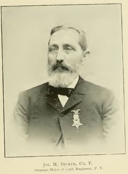 Joseph M. Becker