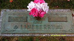 Ada Florence <i>Lineberry</i> Lineberry