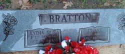 Lydia Sue <i>Johnson</i> Bratton