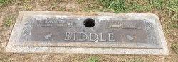 Elsie Adean <i>Stroud</i> Biddle