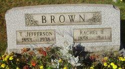 Rachel <i>Tolson</i> Brown