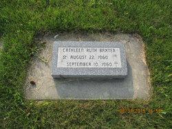 Cathleen Ruth Baxter