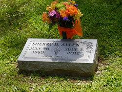 Sherry Denise <i>Ellis</i> Allen