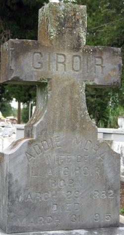 Addie <i>Mora</i> Giroir