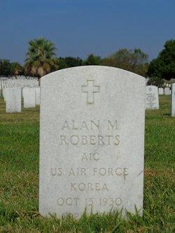Alan M Roberts