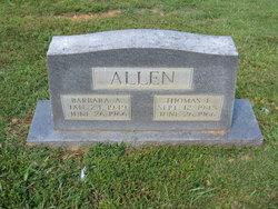Barbara A Allen
