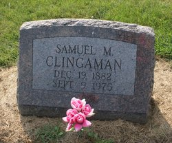 Samuel Melvin Clingaman