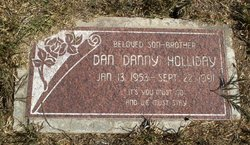Ernest Dan Danny Holliday