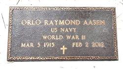 Orlo Raymond Ace Aasen