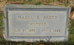 Mabel Elizabeth <i>Griffin</i> Beech