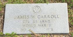 James W. Carroll