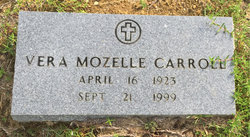 Vera Mozelle Carroll