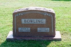 Conrad Lucien Bowling