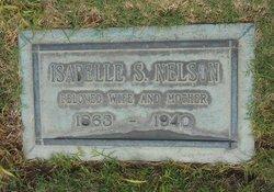 Isabella Simine <i>Simpson</i> Nelson