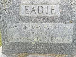 Thomas Eadie