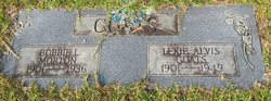 Lexie Alvis Coats