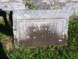 Cora Agnes <i>Hamlet</i> Allison