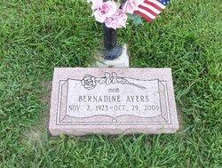 Bernadine Mae <i>Dawes</i> Ayers
