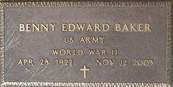 Benny Edward Baker