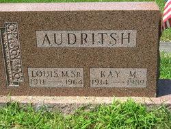 Catherine M. Kay <i>Mathias</i> Audritsh