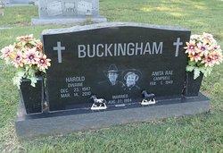 Harold Dwaine Buckingham